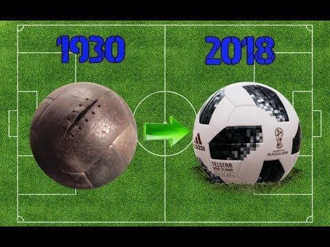 4d23c15b4f440 Conoce todos los balones de fútbol desde la primera Copa del Mundo