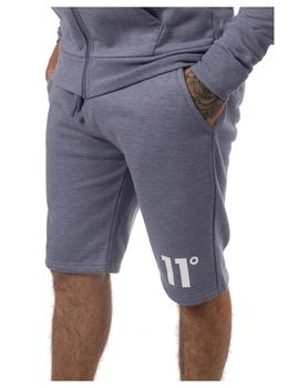 PANTALON CORTO ELEVEN DEGREES SHORT GRIS