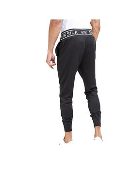 PANTALON SIK SILK BRANDED RIB