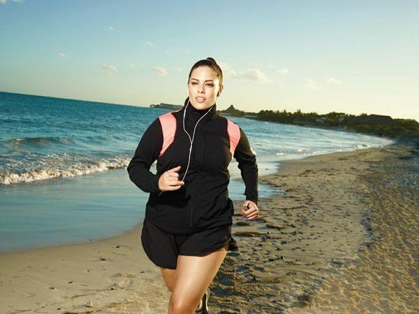 1dc7282671 Guía de ropa deportiva para mujeres de talla grande  infografía
