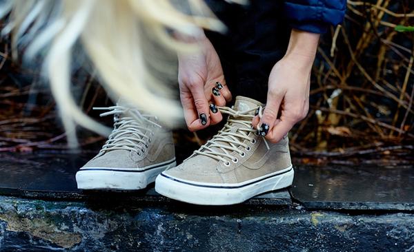 the latest a8311 cb1ea Guía para usar zapatillas en invierno